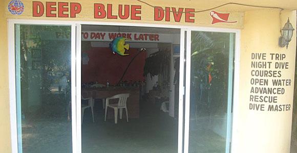 Our facility mexico puerto escondido deep blue dive - Deep blue dive centre ...